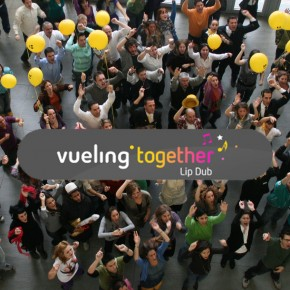 Vueling Together Lipdub