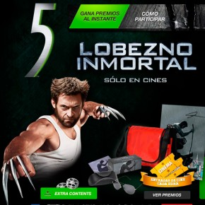 Five y Lobezno Inmortal