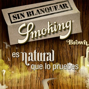 Lanzamiento de Smoking Brown